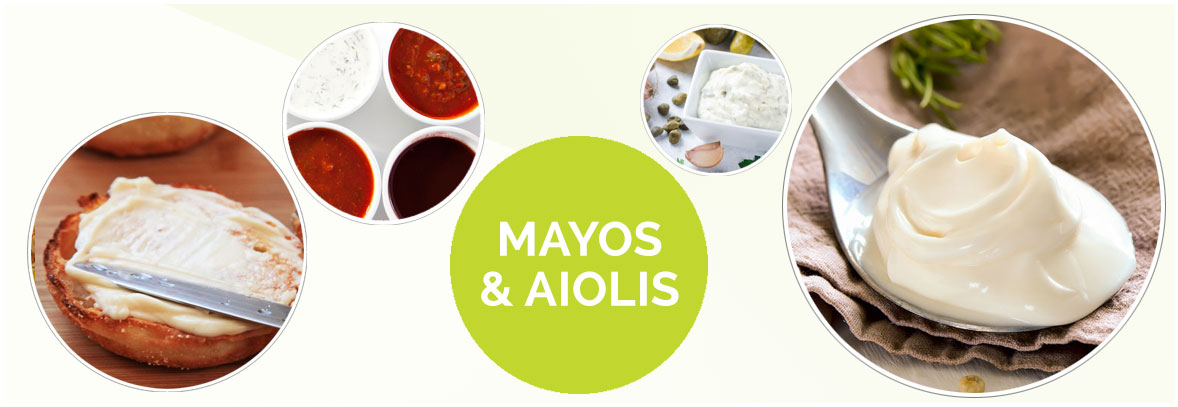 Delmare Quality Foods Inc. Flavoured Mayos and Aiolis