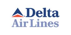 Delmare Client Delta Airlines Logo