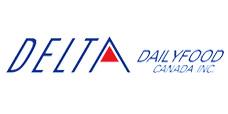 Delmare Client Delta foods Logo