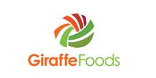 Delmare Client giraffe foods Logo