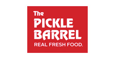 Delmare Client pickle barrel Logo